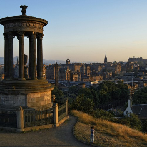 City of Edinburgh.