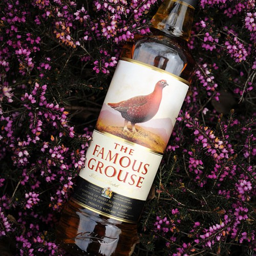 Famous Grouse release new bottle.