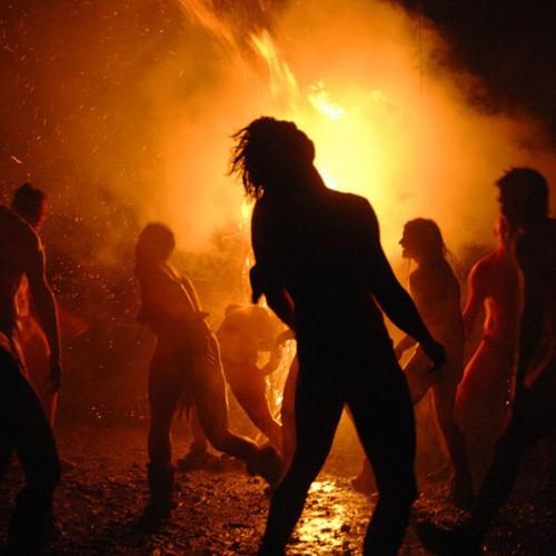 Beltane Fire Festival.