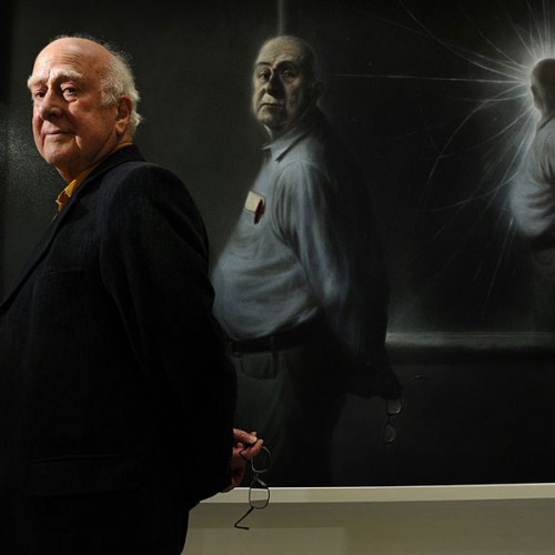 Painting of leading physicist goes on display at Edinburgh University