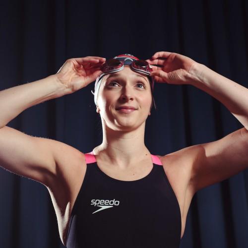 Swimmer Caitlin McClatchey