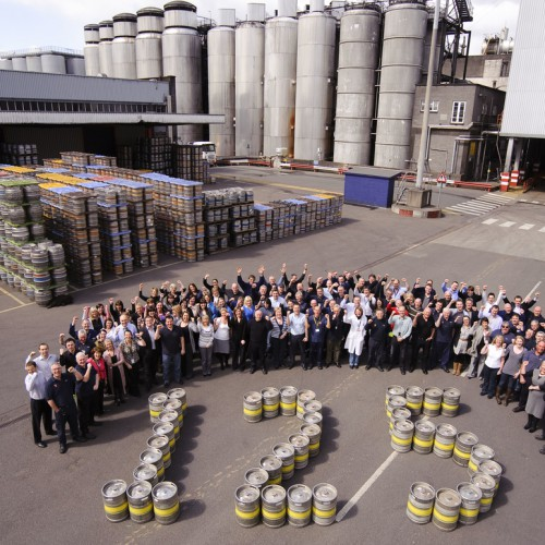Tennent's Celebrates 125 Years.
